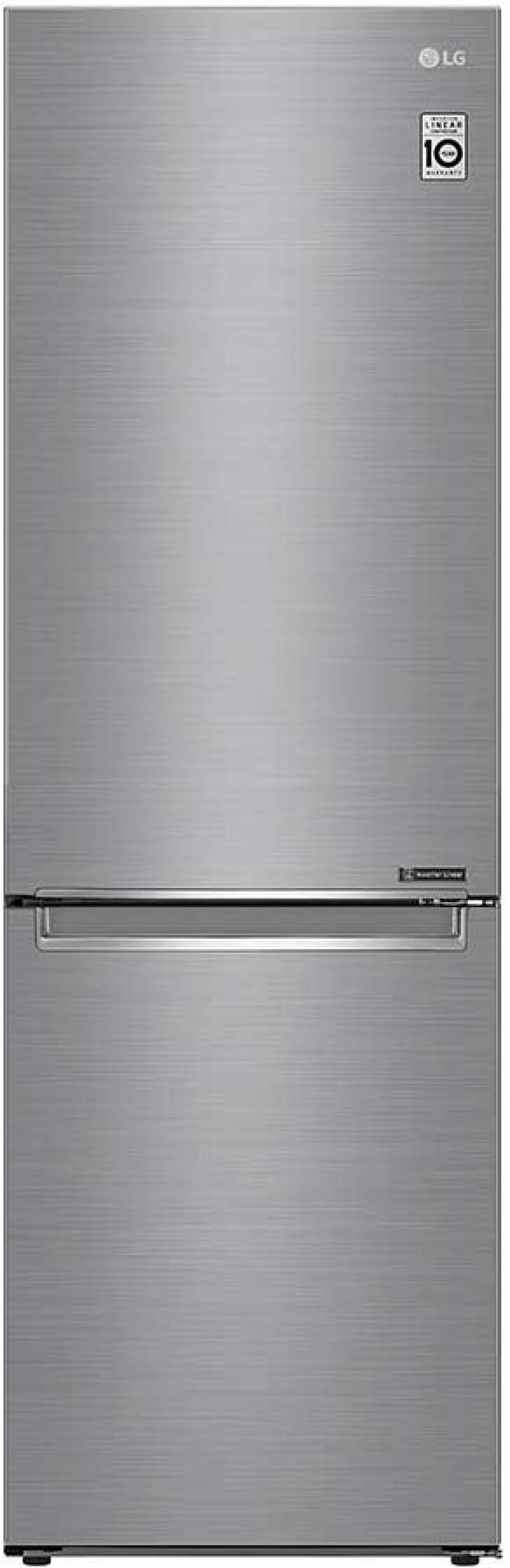 Хладилник с фризер LG GBB-71PZEFN