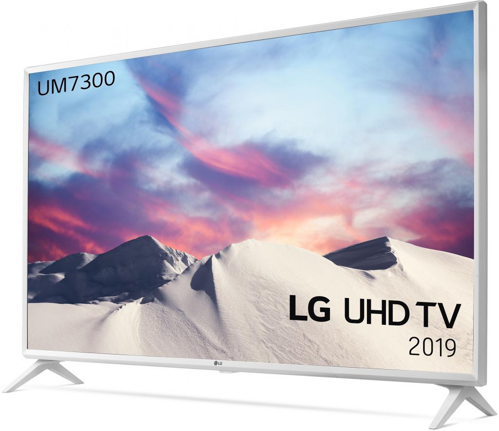 Телевизор LG LED 49UM7390PLC
