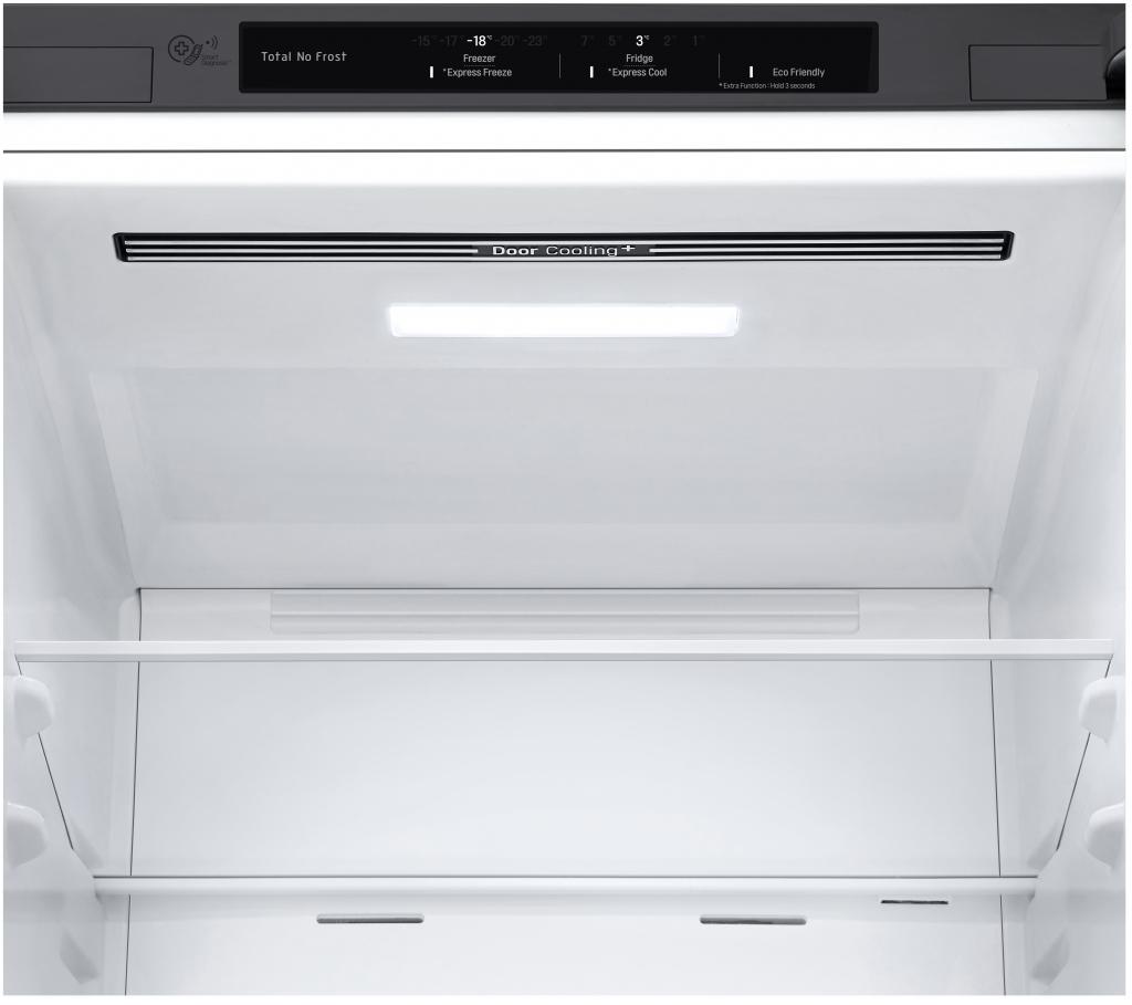 Хладилник с фризер LG GBP-31DSLZN