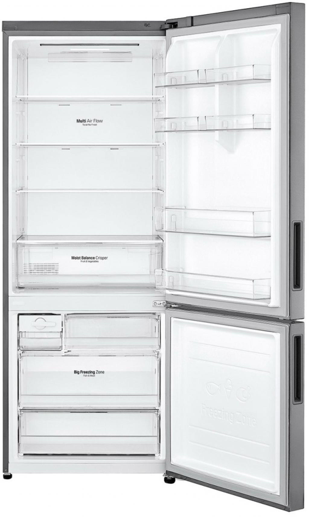 Хладилник с фризер LG GBB-566PZHZN