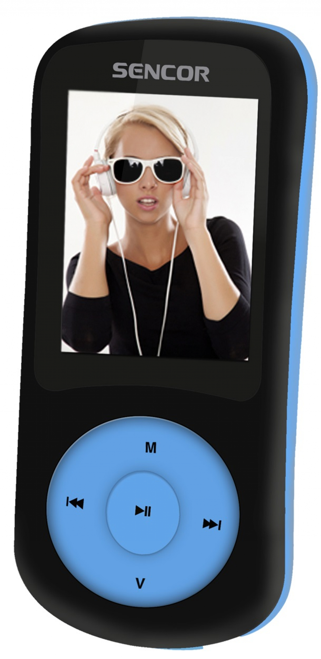 MP3 player Sencor SFP5870BBU