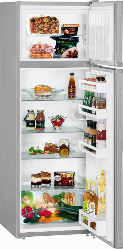 Хладилник с горна камера LIEBHERR CTPsl-2921