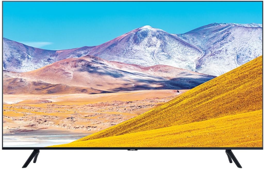 Телевизор Samsung UE55TU8072UXXH