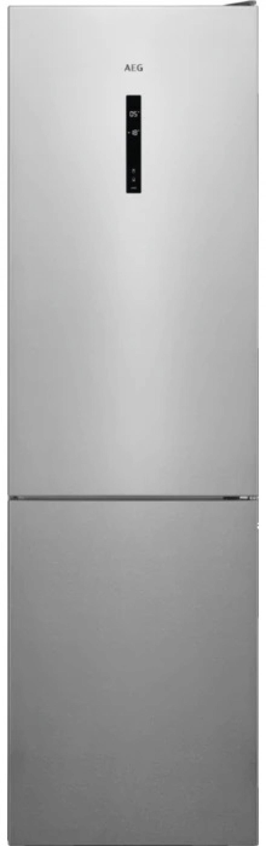 Хладилник с фризер AEG RCB736E5MX