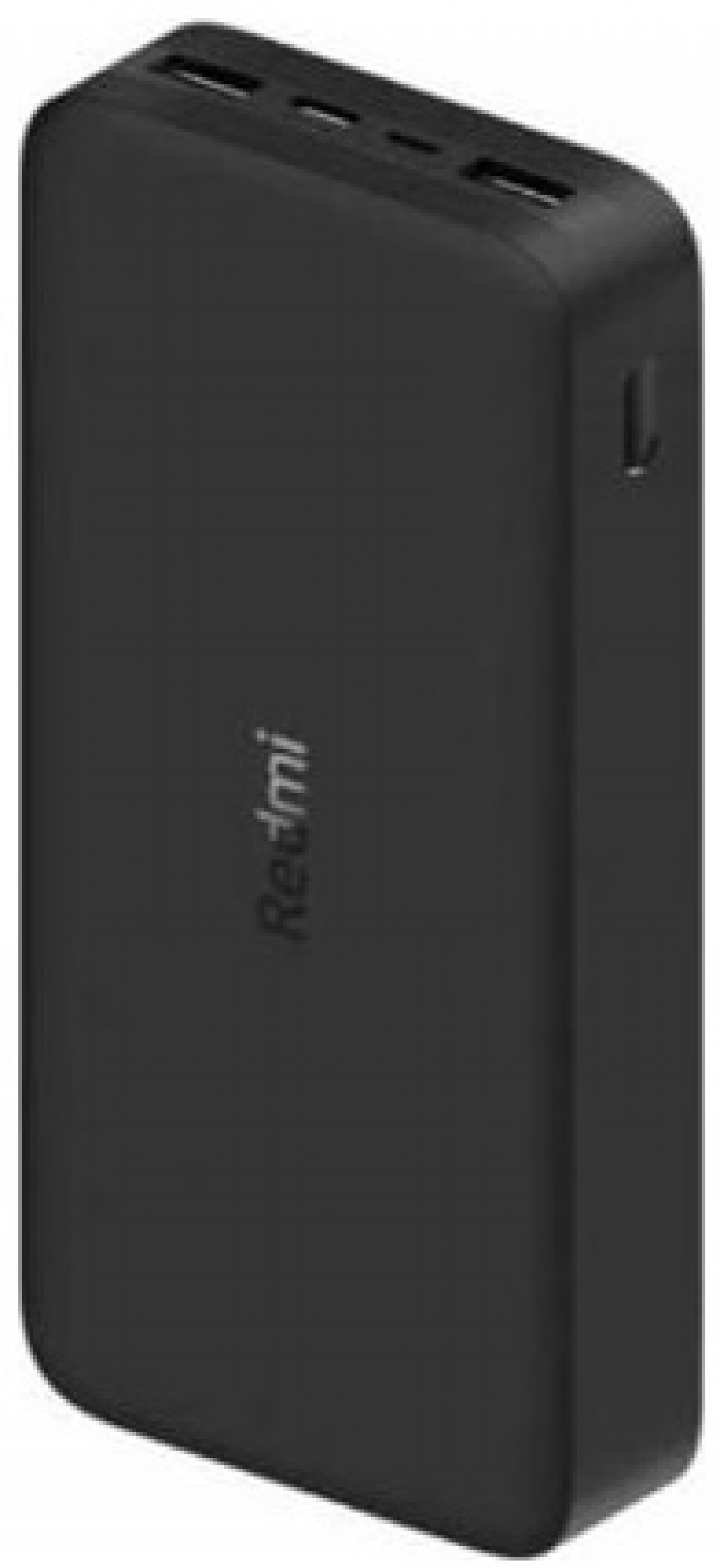 Външна батерия Xiaomi Redmi Power Bank 20 000 mAh 18W Fast Charger Black