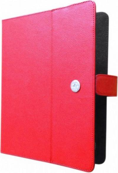 Калъф за таблет DIVA Leather Series Red 7.9