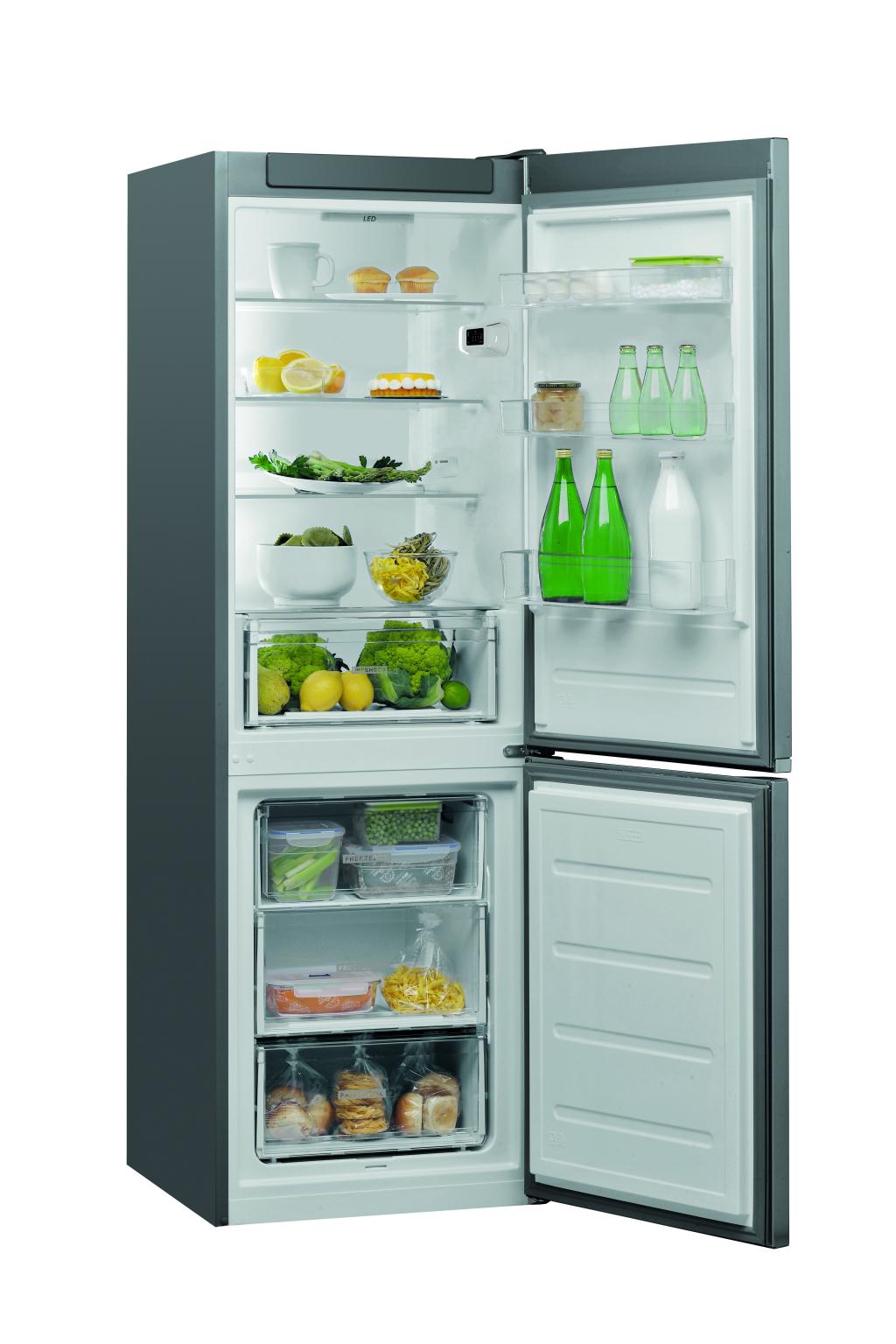 Хладилник с фризер Whirlpool W5 821E OX 2