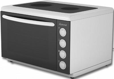 Мини печка с керамичен плот Diplomat DPL-WM20 CE