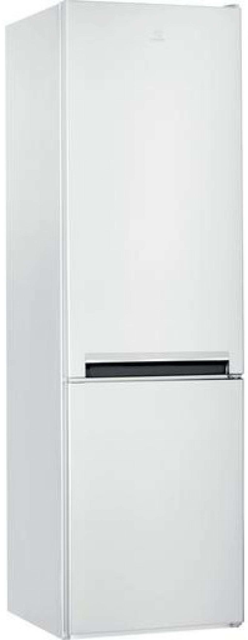 Хладилник с фризер Indesit LI9S1EW