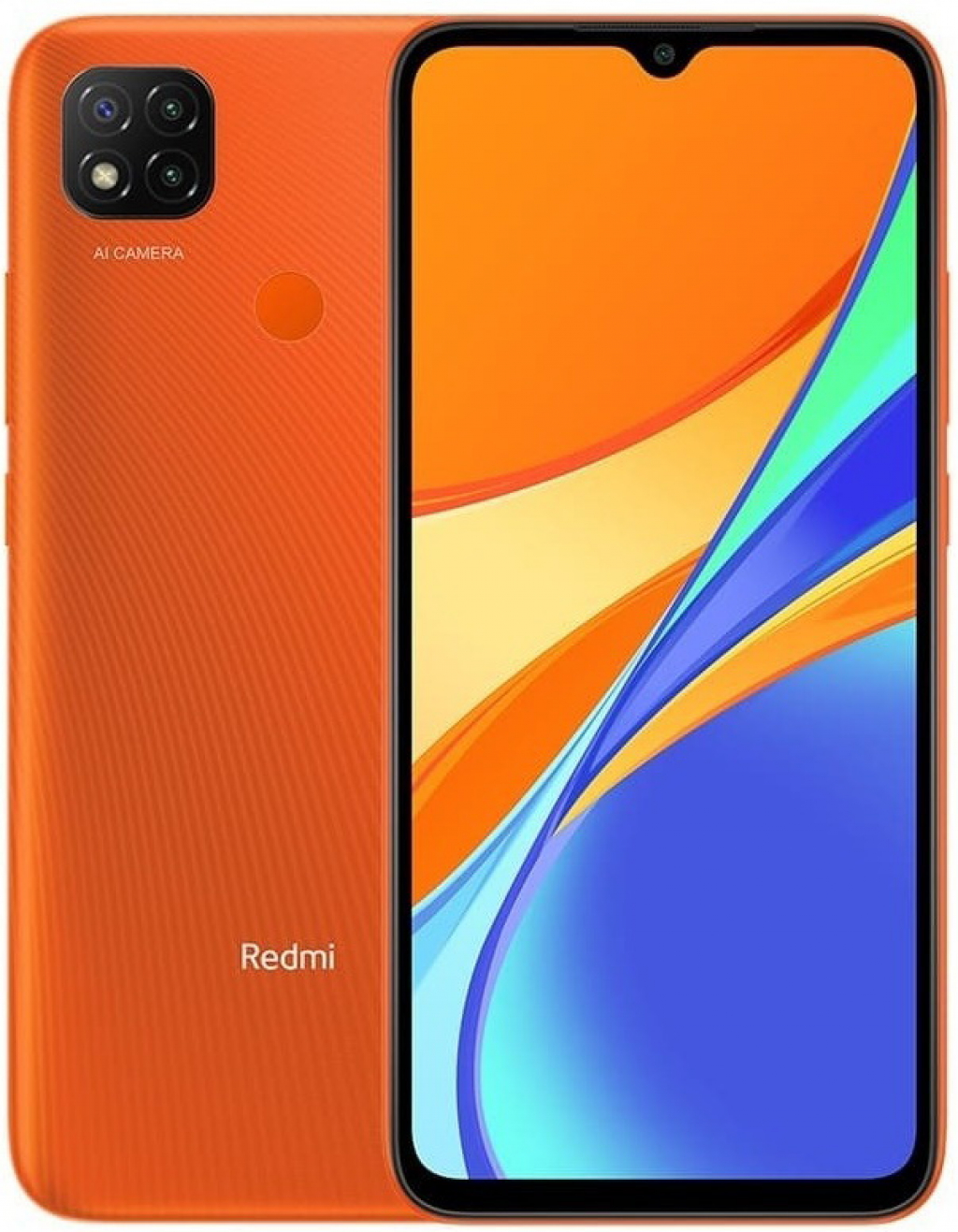 Смартфон Xiaomi Redmi 9C NFC 3/64GB Orange