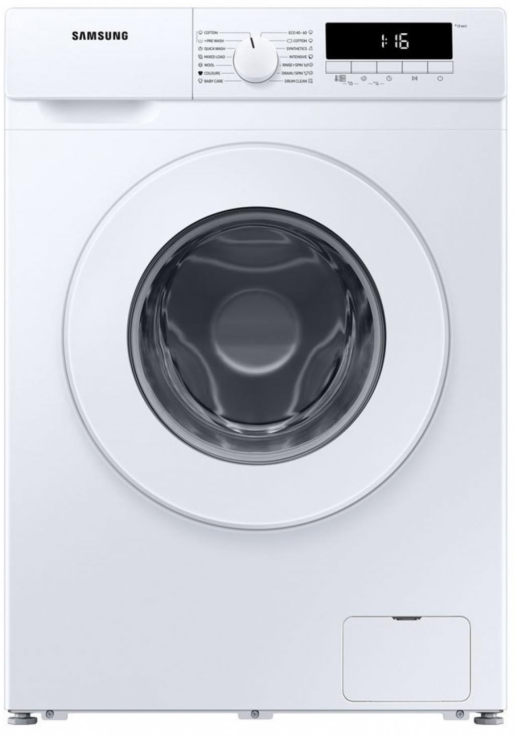 Перална машина Samsung WW80T301MWW/LE/FWM