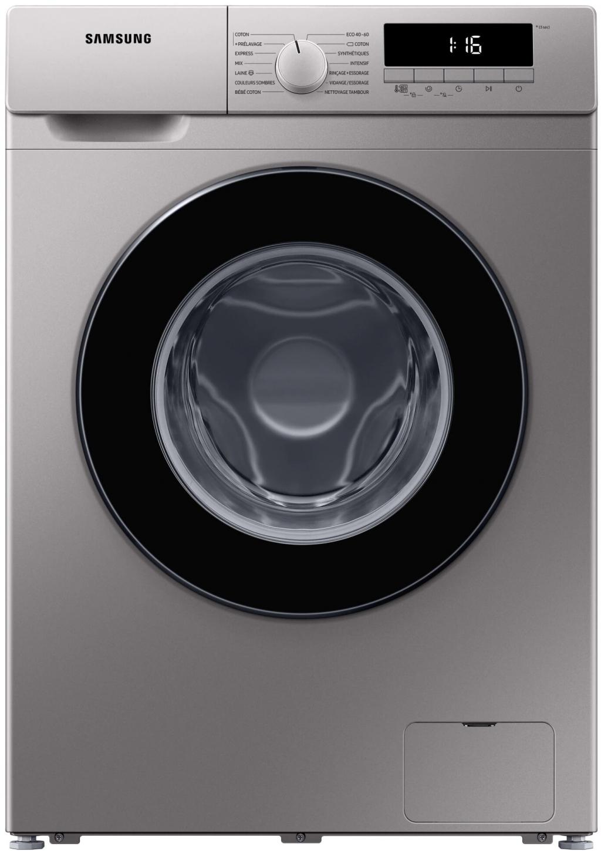 Перална машина Samsung WW80T304MBS/LE/FWM