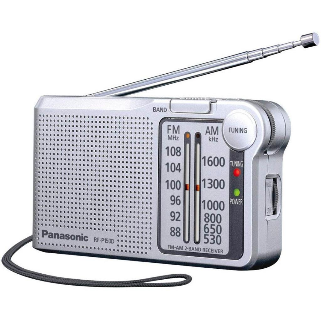 Портативно радио Panasonic RF-P150DEG-S