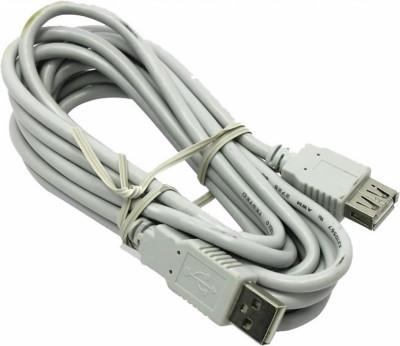 Кабел HAMA 30618 USB A-A,3m,удължителен