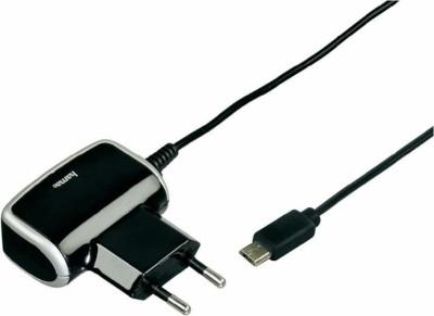 Зарядно устройство HAMA-93585 с micro USB/220V