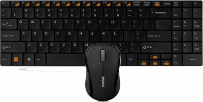 Клавиатура и мишка RAPOO 9060 безжичен черен
