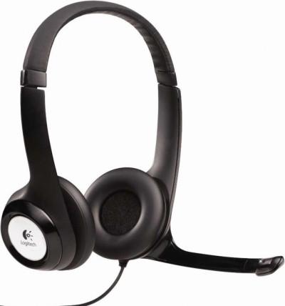 Слушалки Logitech USB Headset H390