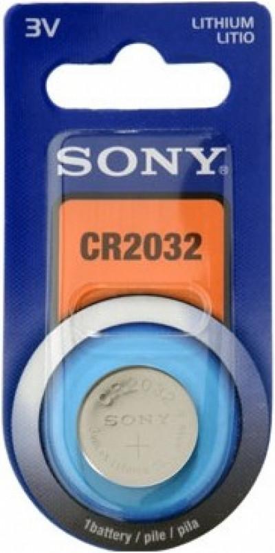 Батерии Sony CR2016B1A Coins 1 pcs
