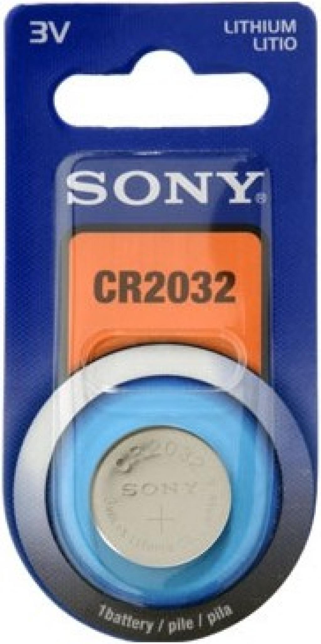 Батерии Sony CR2032B1A 2 pcs