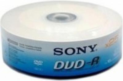 DVD-R SONY 25 DVD-R bulk 25DMR47BULK