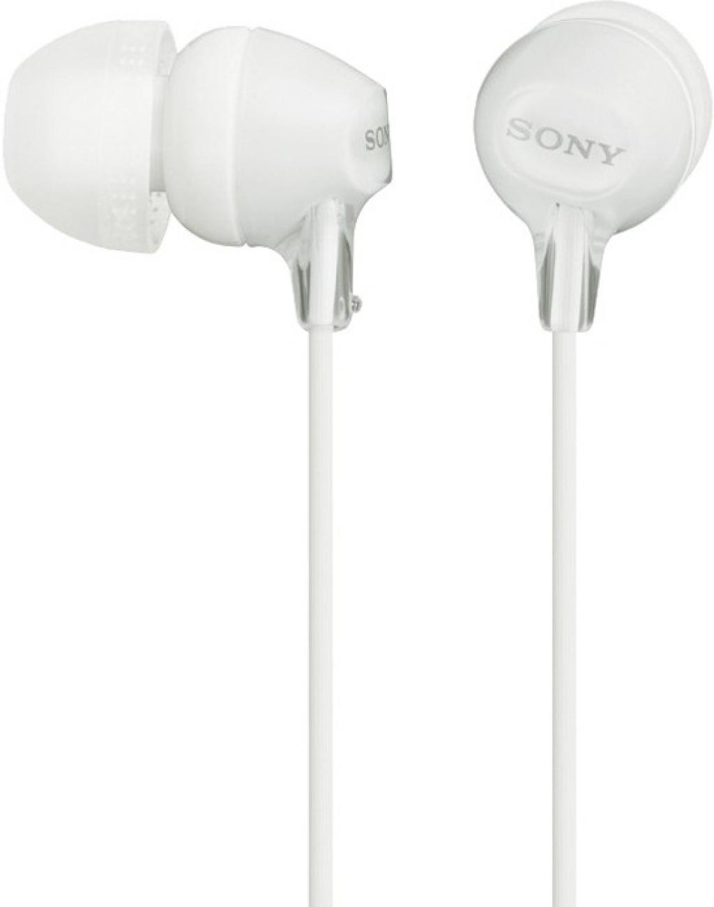 Слушалки Sony MDR-EX15LPW.AE