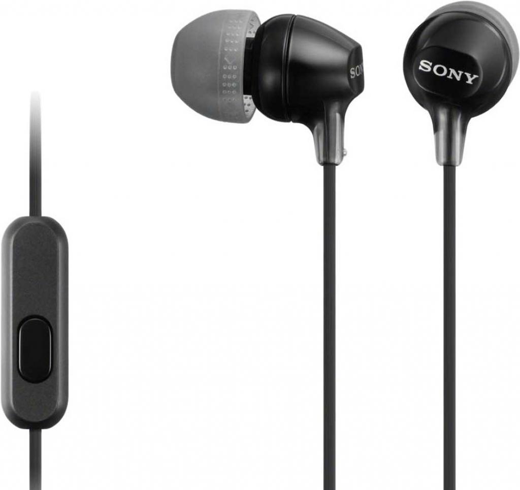 Слушалки Sony MDR-EX15APB.CE7