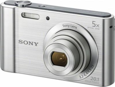 Фотоапарат Sony Cyber Shot DSC-W800 Silver