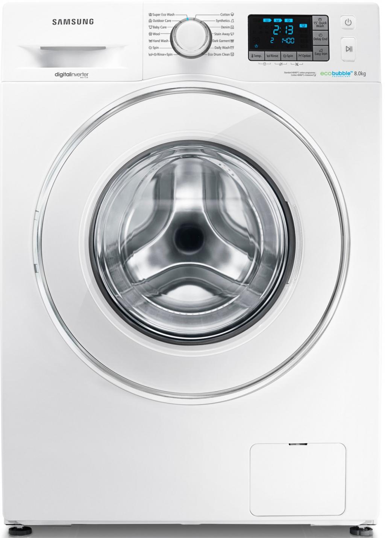Перална машина Samsung WF80F5E5W4W/LE
