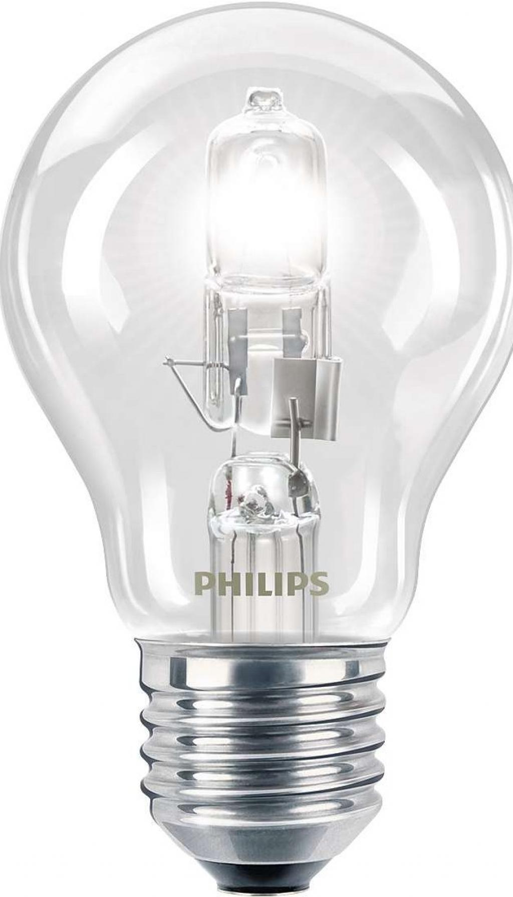 Крушка Philips EcoClassic A55 53W E27