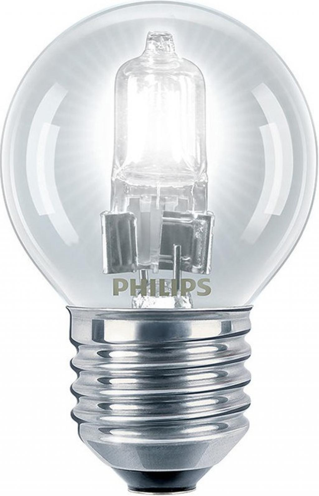 Крушка Philips EcoClassic A55 42W E27