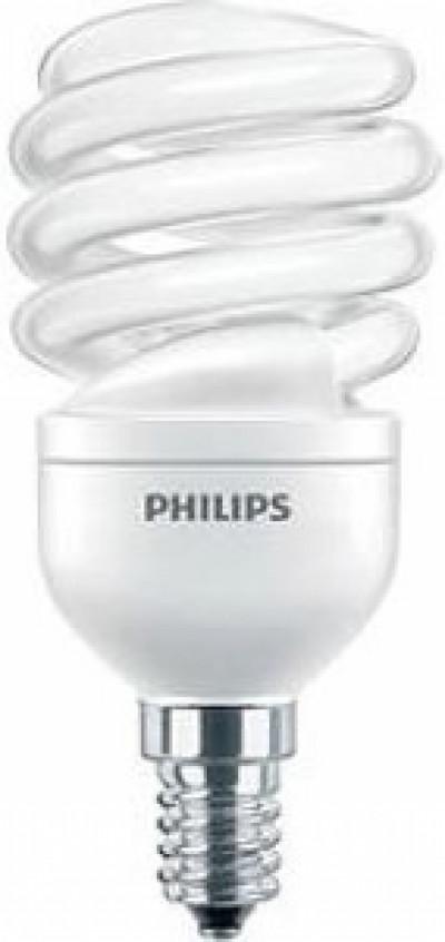 Крушка Philips EconomyTwister 12W E14