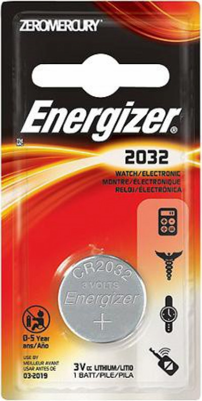 Батерии Energizer ENR Lithium CR2032 PIP1