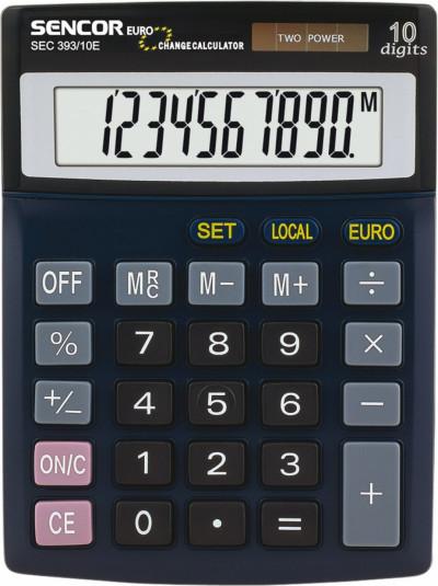 Калкулатор Sencor SEC393/10Е
