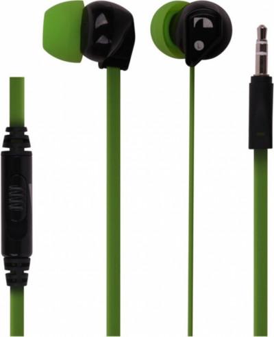Слушалки Sencor SEP170VC Green