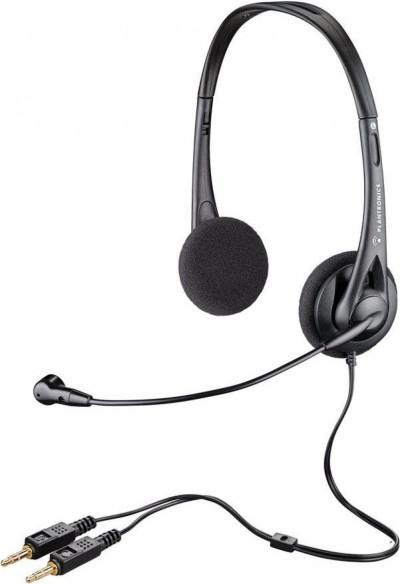 Слушалки Plantronics Audio 322 + микрофон