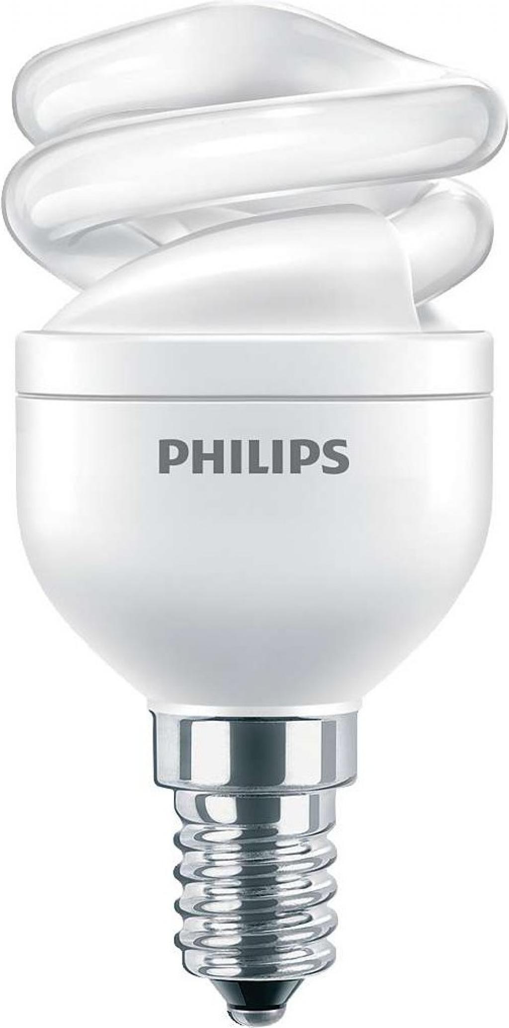 Крушка Philips EconomyTwister 5W E14