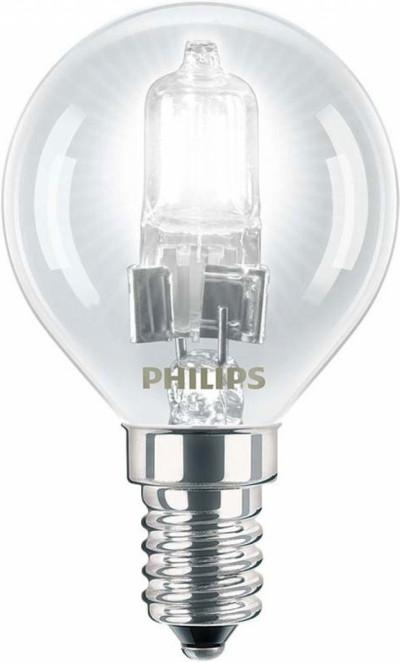 Крушка Philips EcoClassic P45 18W E14 сфера