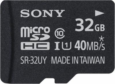 SD micro карта памет Sony SR32UYA