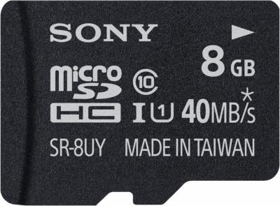 SD micro карта памет Sony SR8UYA
