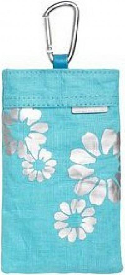Чанта за телефон Golla G527 libby turquoise