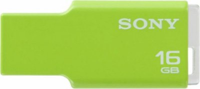 USB2.0 Sony 16GB USM16GMG Tiny Green