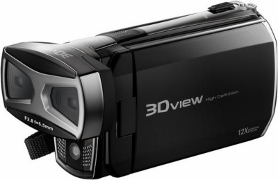 Цифрова видеокамера DHG DVX-5F9
