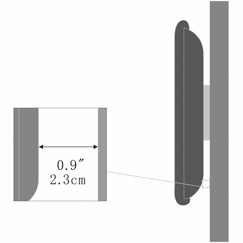"""Стойка за телевизор Stell SHO-2021 LCD 40""""-65"""""""