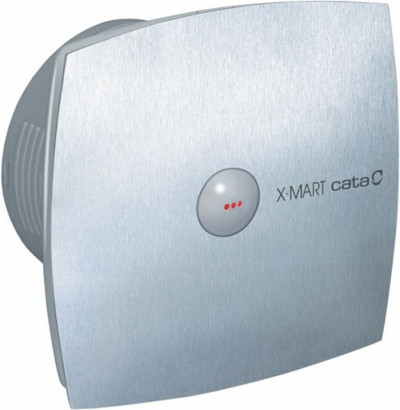 Вентилатор за баня CATA X-MART MATIC ИНОКС