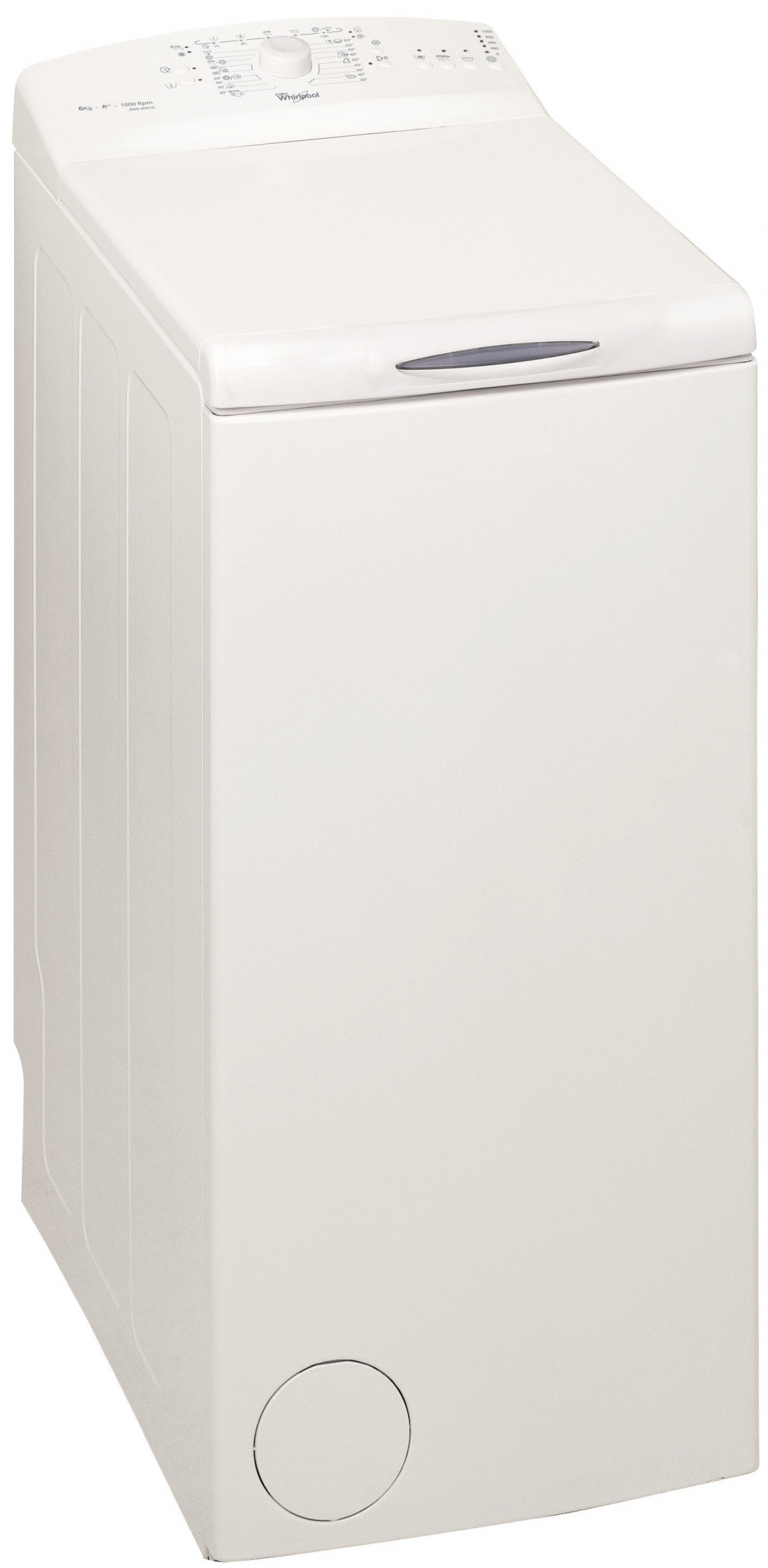 Перална машина с горно зареждане Whirlpool AWE-60410