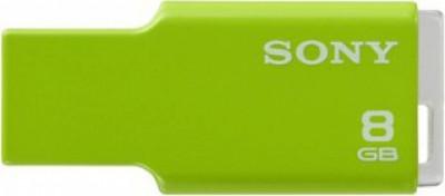 USB2.0 Sony 8GB USM8GMG Green