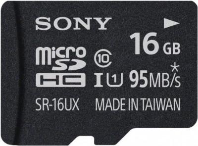 SD micro карта памет Sony SR16UXA