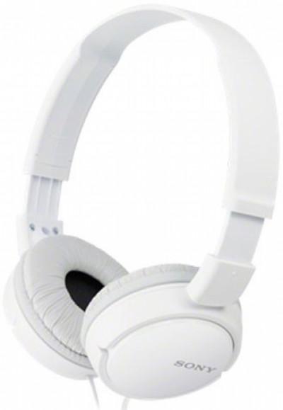 Промоции Слушалки Sony MDR-ZX110APW.CE7