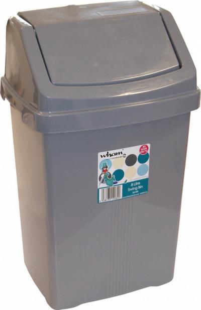 Кош за отпадъци WHAM 12080 8л
