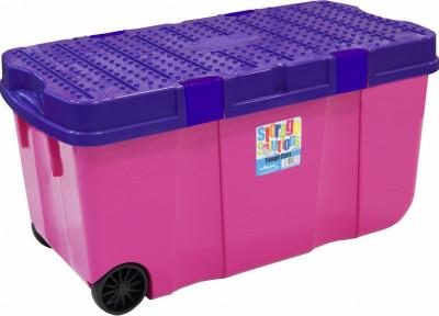 Кутия WHAM 15250 с две колела